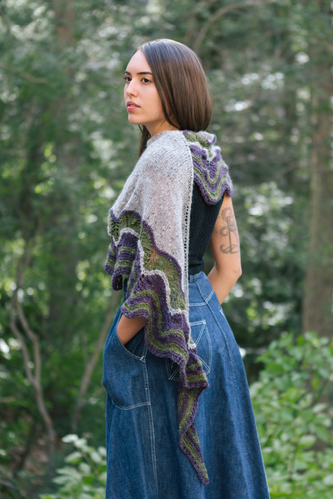 Returning Shawl by Danielle Morgan